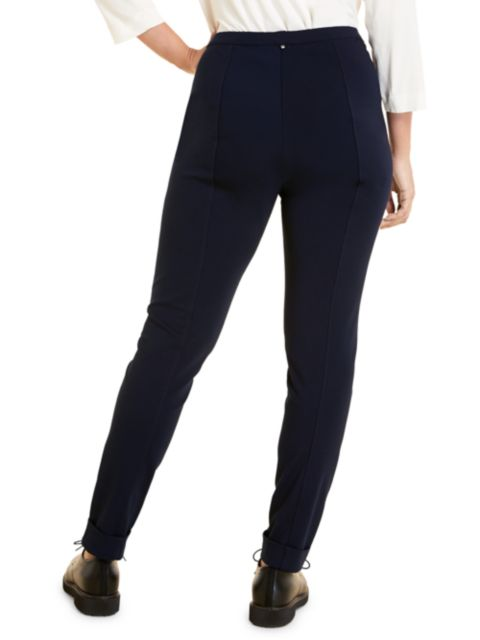 Marina Rinaldi, Plus Size Jersey Cigarette Pants | SaksFifthAvenue