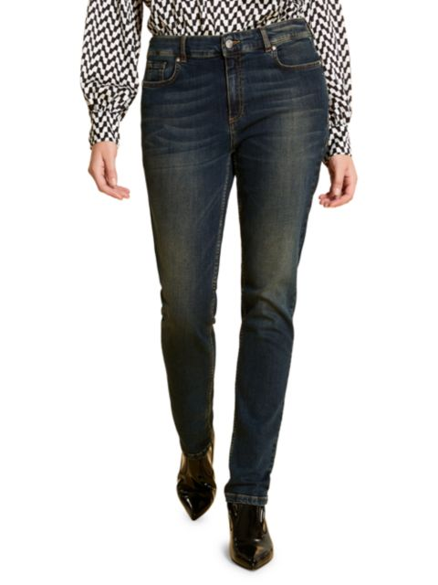 Marina Rinaldi, Plus Size Sport Idra Stretch Slim Jeans   SaksFifthAvenue