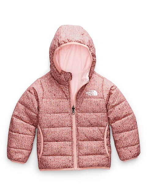 The North Face Little Girls & Girls Perrito Reversible Jacket