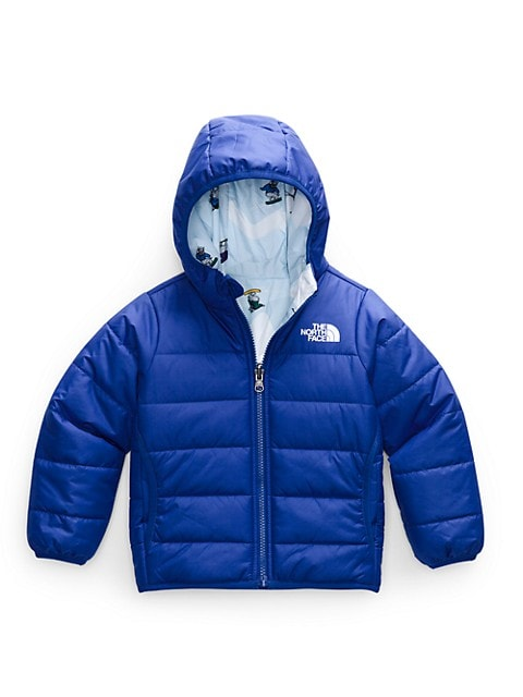 The North Face Little Girls Perrito Reversible Jacket