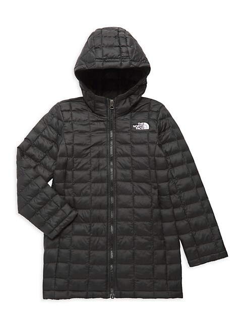 The North Face Little Girls & Girls Thermoball Eco Park Jacket