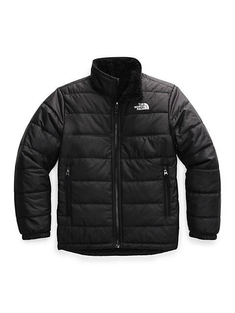 The North Face Little Boys & Boys Mount Chimborazo Reversible Jacket