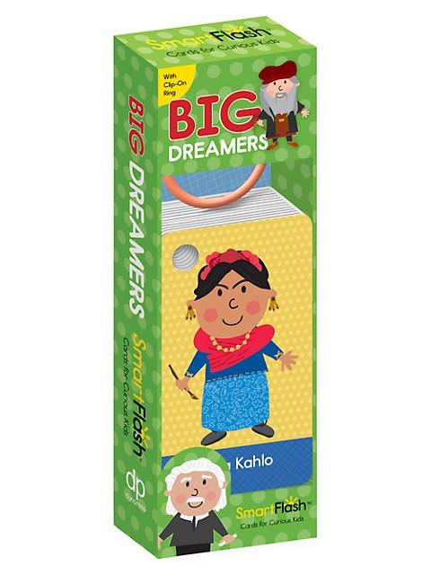 Big Dreamers Flash Cards