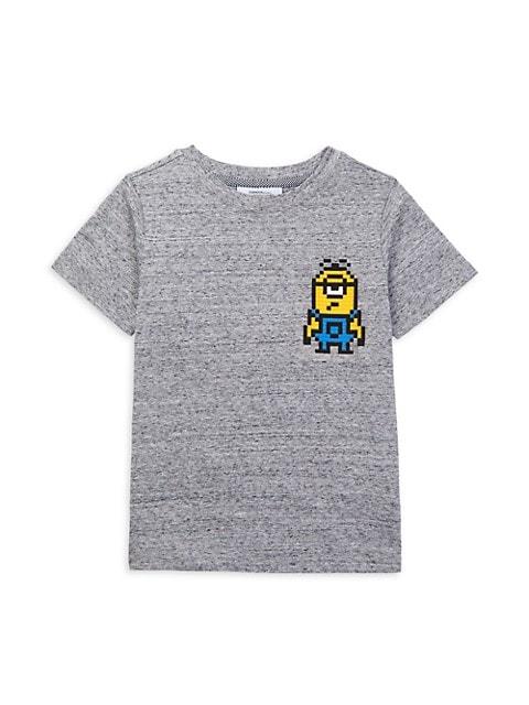 Little Boy's & Boy's Mini Floating Minis Cotton T-Shirt