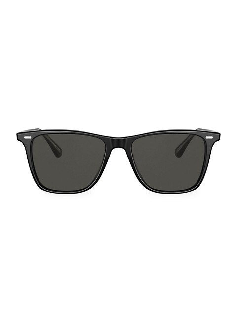 Ollis 54MM Wayfarer Sunglasses