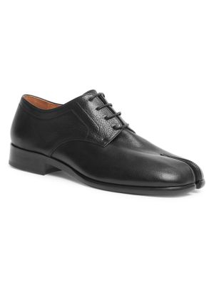 Maison Margiela Tabi Leather Oxford Shoes