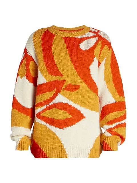 Manolo Virgin Wool Sweater