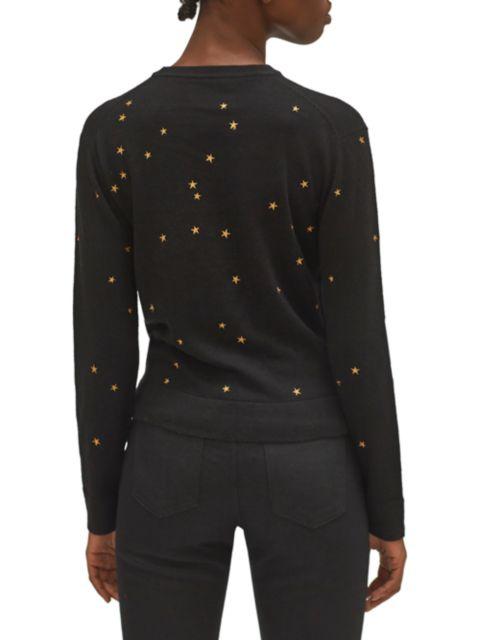 Equipment Nartelle Star Sweater | SaksFifthAvenue