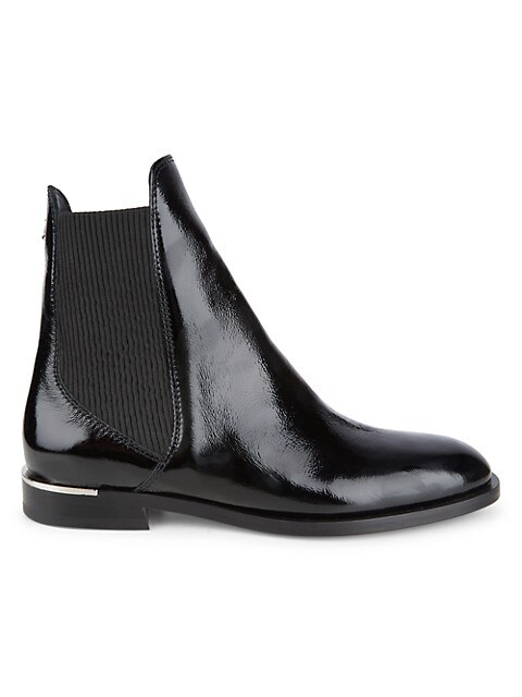Rourke Leather Chelsea Boots
