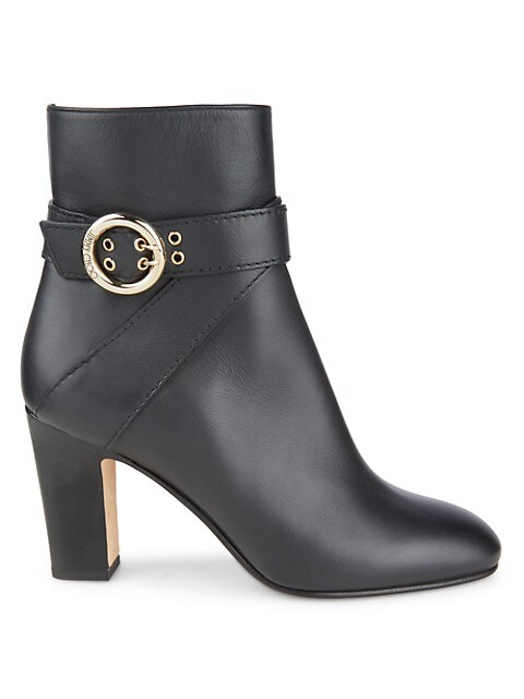 Blanka Leather Ankle Boots