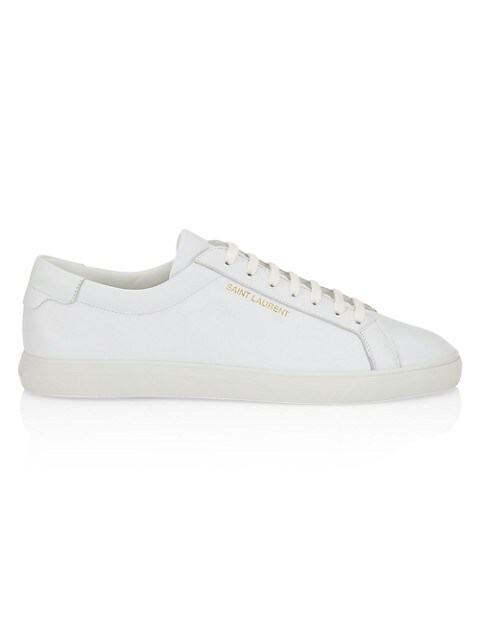 Andy Leather Low-Top Leather Sneakers