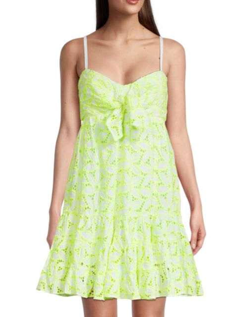 Lilly Pulitzer Briana Fit-&-Flare Dress | SaksFifthAvenue