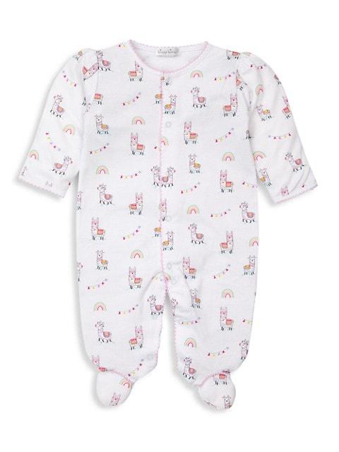 Baby's Fun Loving Llama Footie