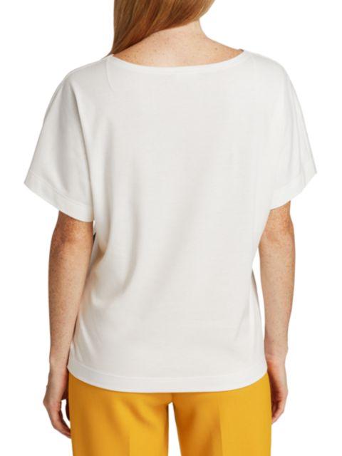 Akris punto Oversized Color Printed T-Shirt | SaksFifthAvenue