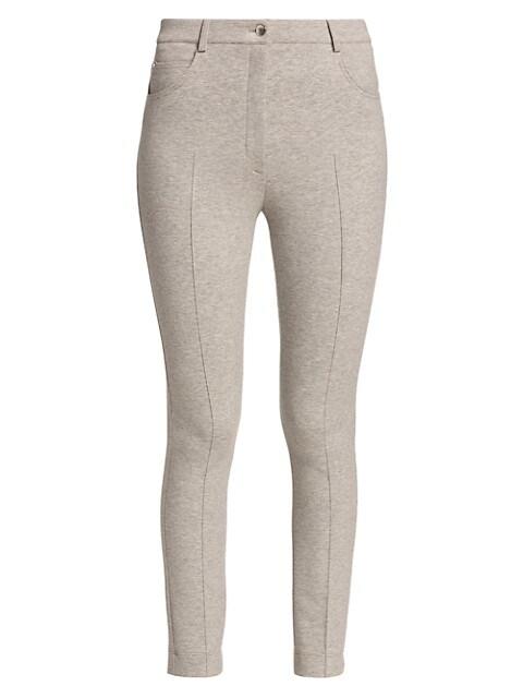 Maren Slim Heathered Pants