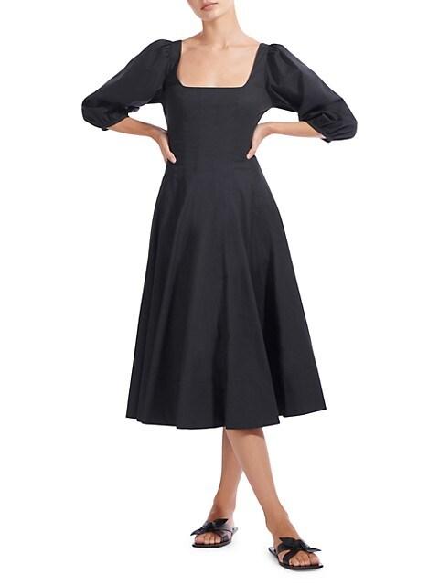 Swells Midi Dress