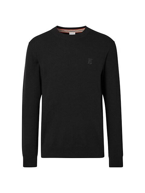 Bancroft Cashmere Crew Sweater