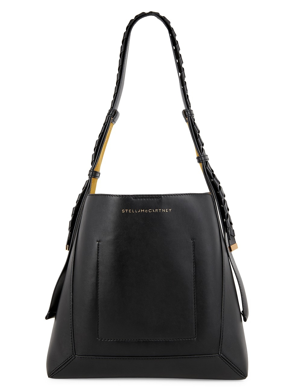 Stella Mccartney WOMEN'S MEDIUM BRAIDED HOBO BAG