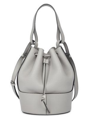 Loewe Bucket bags Balloon Leather Bucket Bag