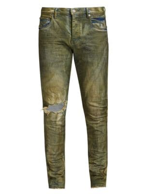 PURPLE BRAND P001 Skinny Jeans