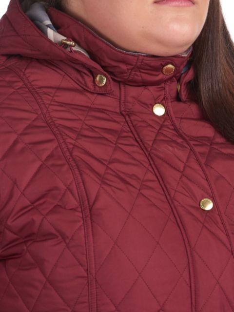 Barbour, Plus Size Millfire Quilted Jacket   SaksFifthAvenue