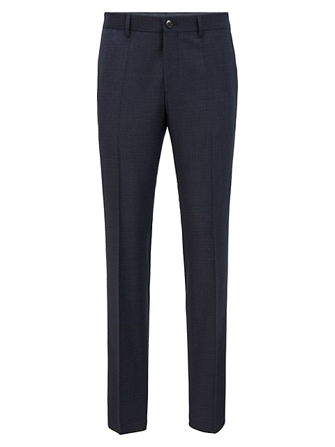 Giro Pleated Trousers