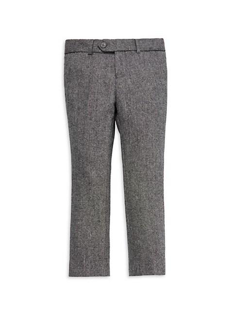 Appaman Little Boys & Boys Tailored Wool Pants