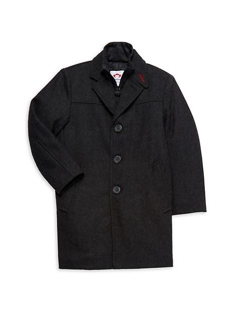 Appaman Little Boys & Boys City Overcoat