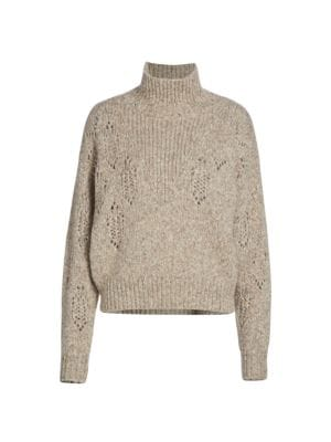 Iro Adyna Turtleneck Knit Sweater