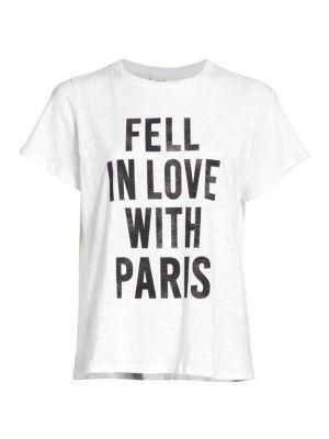 Cinq À Sept In Love With Paris T-Shirt