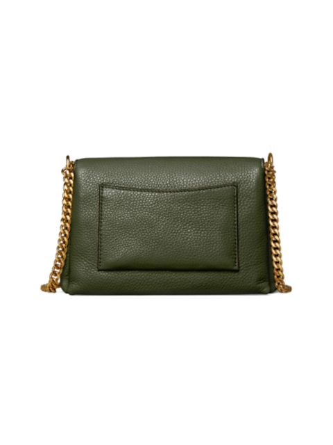 Tory Burch Small Kira Leather Shoulder Bag | SaksFifthAvenue