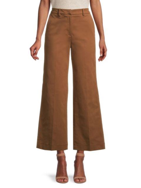 Seventy Stretch Wide-Leg Pants   SaksFifthAvenue