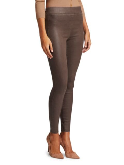 L'Agence Rochelle High-Rise Pull-On Jeans | SaksFifthAvenue