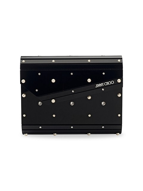 Candy Embellished Clutch
