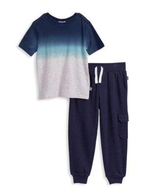 Splendid Little Boys 2-Piece Tie-Dye T-Shirt & Joggers Set