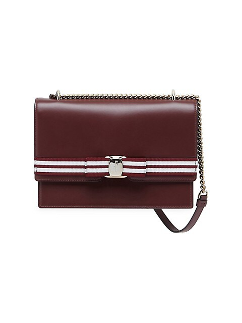 Vara Leather Shoulder Bag