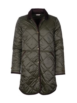 Barbour Peppergrass Quilted Coat