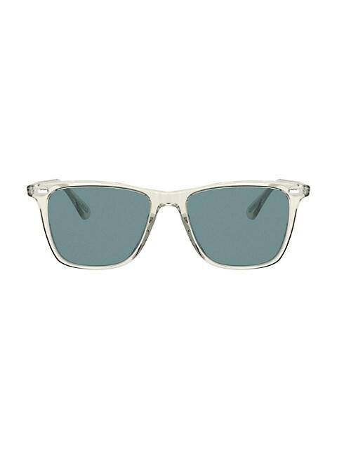 Ollis 51MM Wayfarer Sunglasses