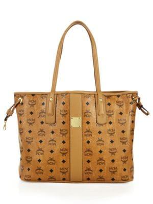Mcm Pvcs Medium Liz Reversible Visetos Shopper