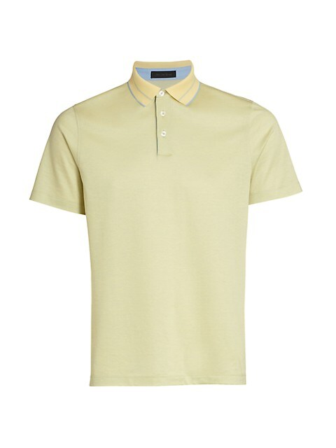 COLLECTION Performance Melange Knit Polo