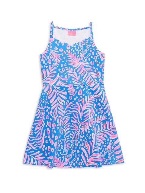 Girl's Breelyn Printed Dress