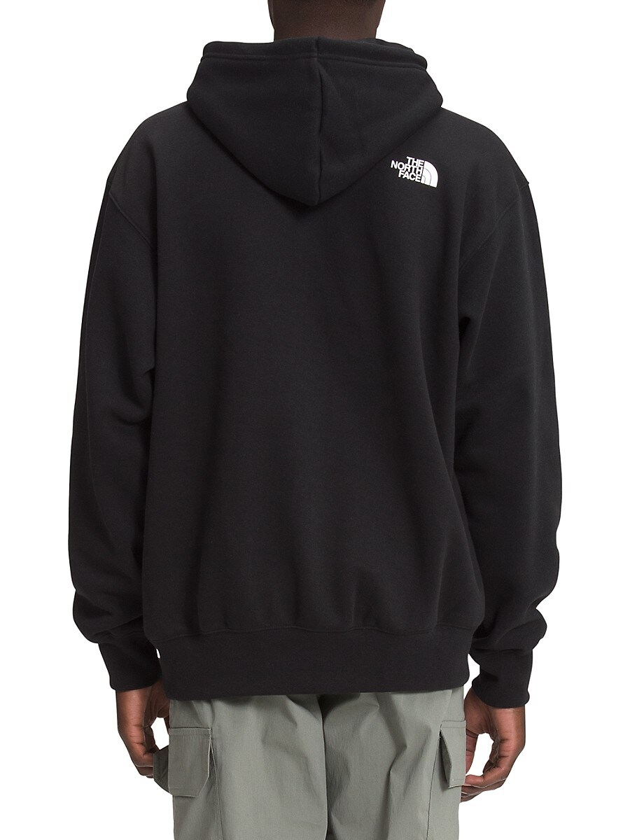 THE NORTH FACE Cottons MEN'S COORDINATES PRINTED HOODIE
