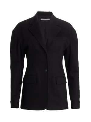 N:philanthropy Drop Shoulder Tailored Blazer