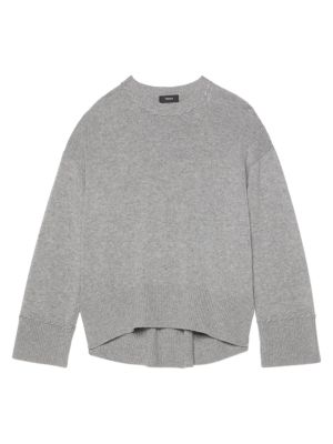 Theory Women's Karenia Cashmere Sweater In Husky