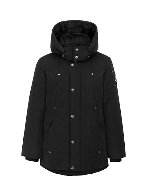 Little Kid's & Kid's Waterproof Parka