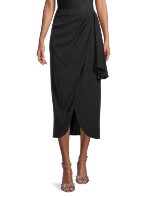 Sachin & Babi Meghan Draped Skirt | SaksFifthAvenue