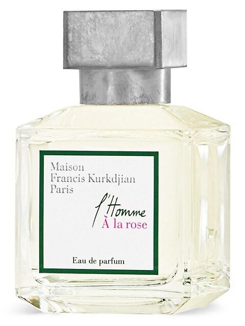 Maison Francis Kurkdjian L Homme à La Rose Eau De Parfum Saksfifthavenue