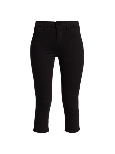 Frame Le Pedal Cropped Jeans | SaksFifthAvenue