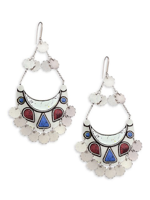 Move Your Beaded Earrings
