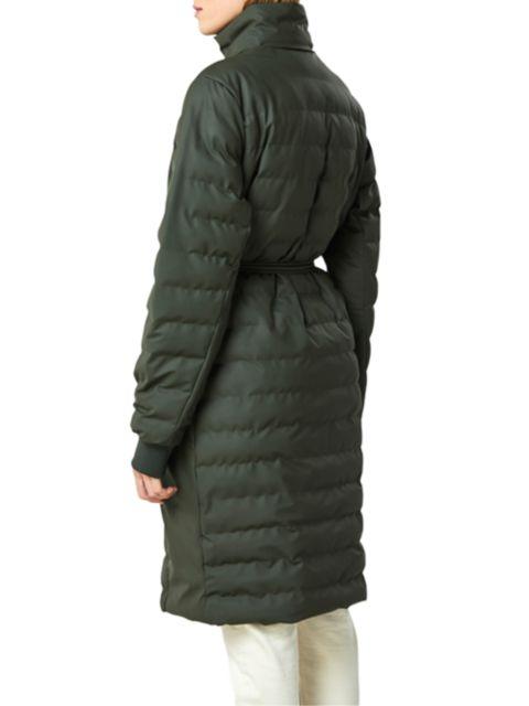 Rains Trekker W Insulated Longline Coat | SaksFifthAvenue